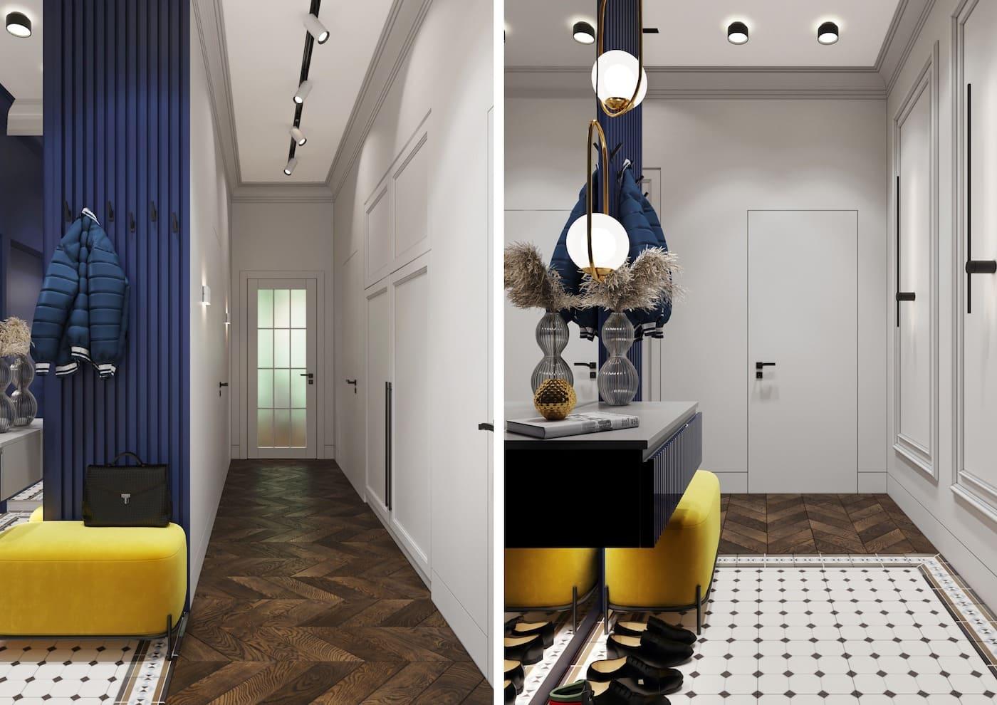 design d'intérieur couloir photo 4