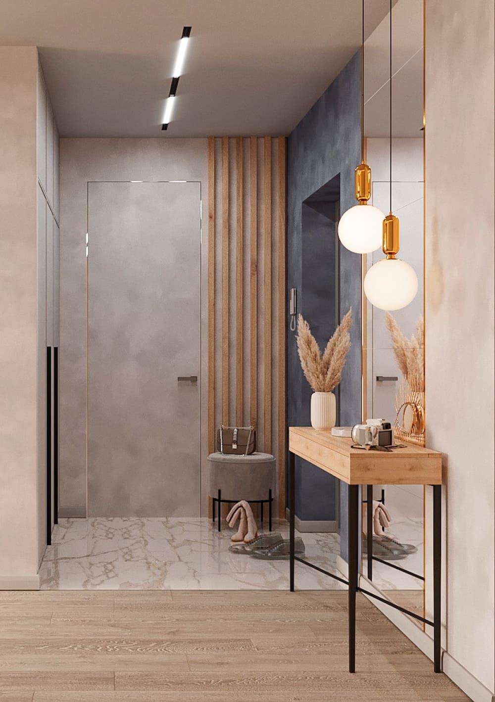 design d'intérieur couloir photo 7