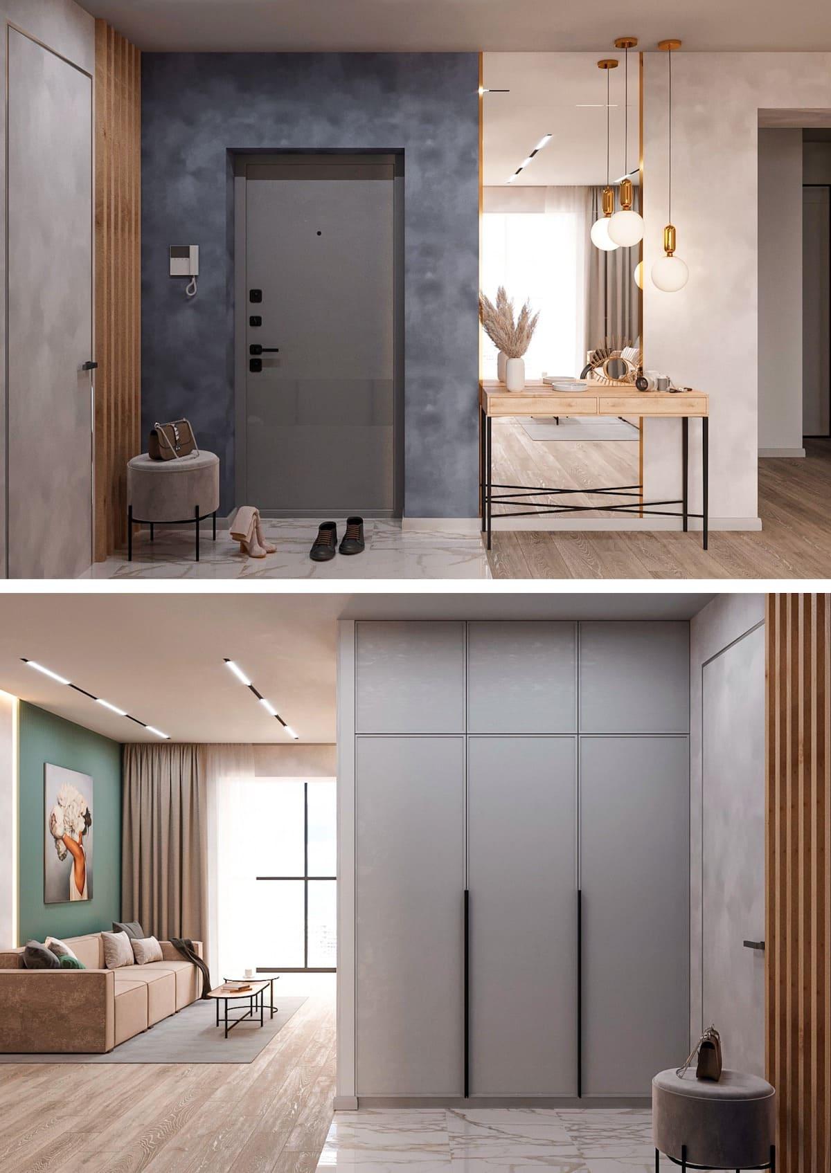 design d'intérieur couloir photo 6