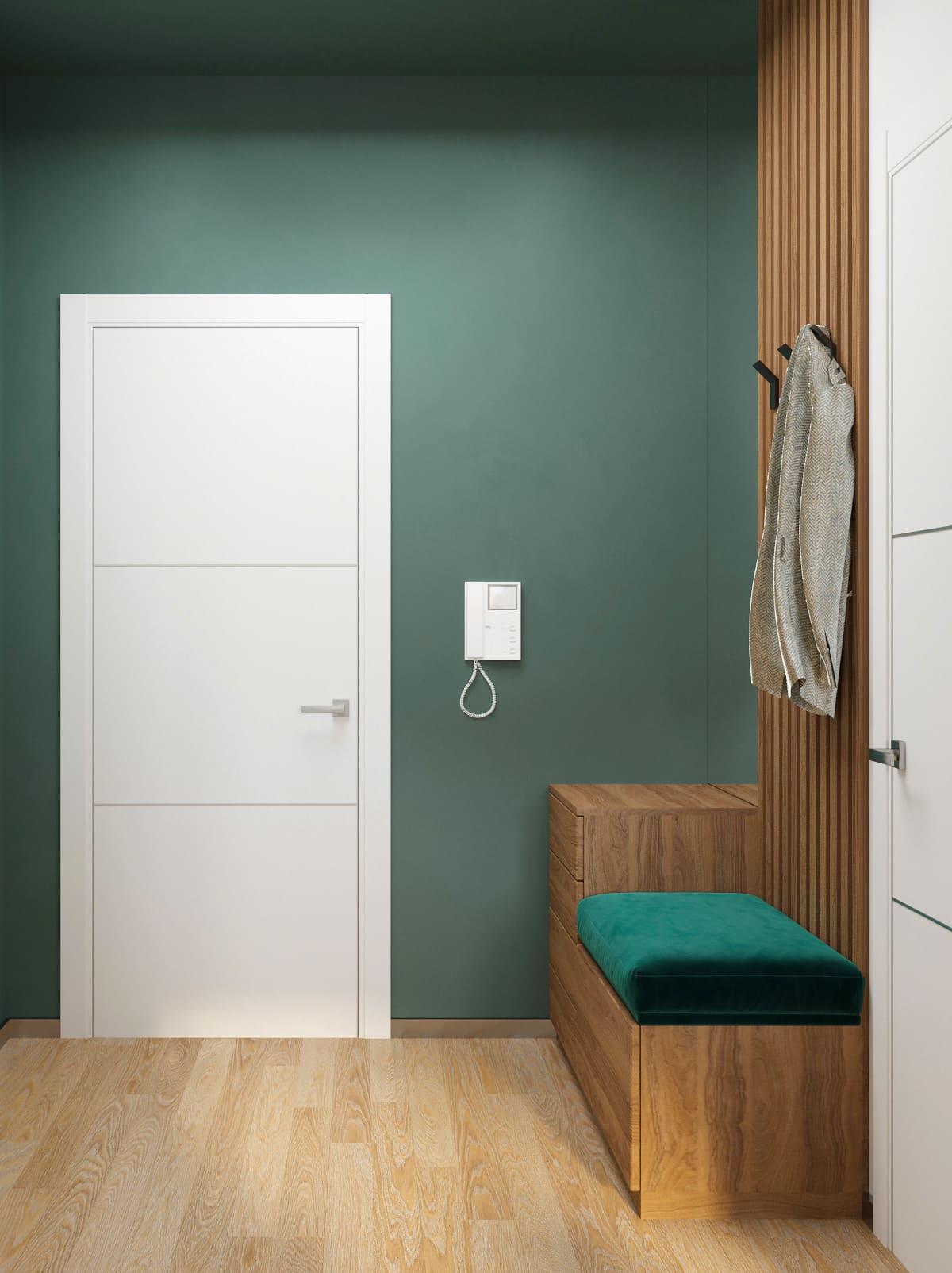 photo de couloir de design d'intérieur 8
