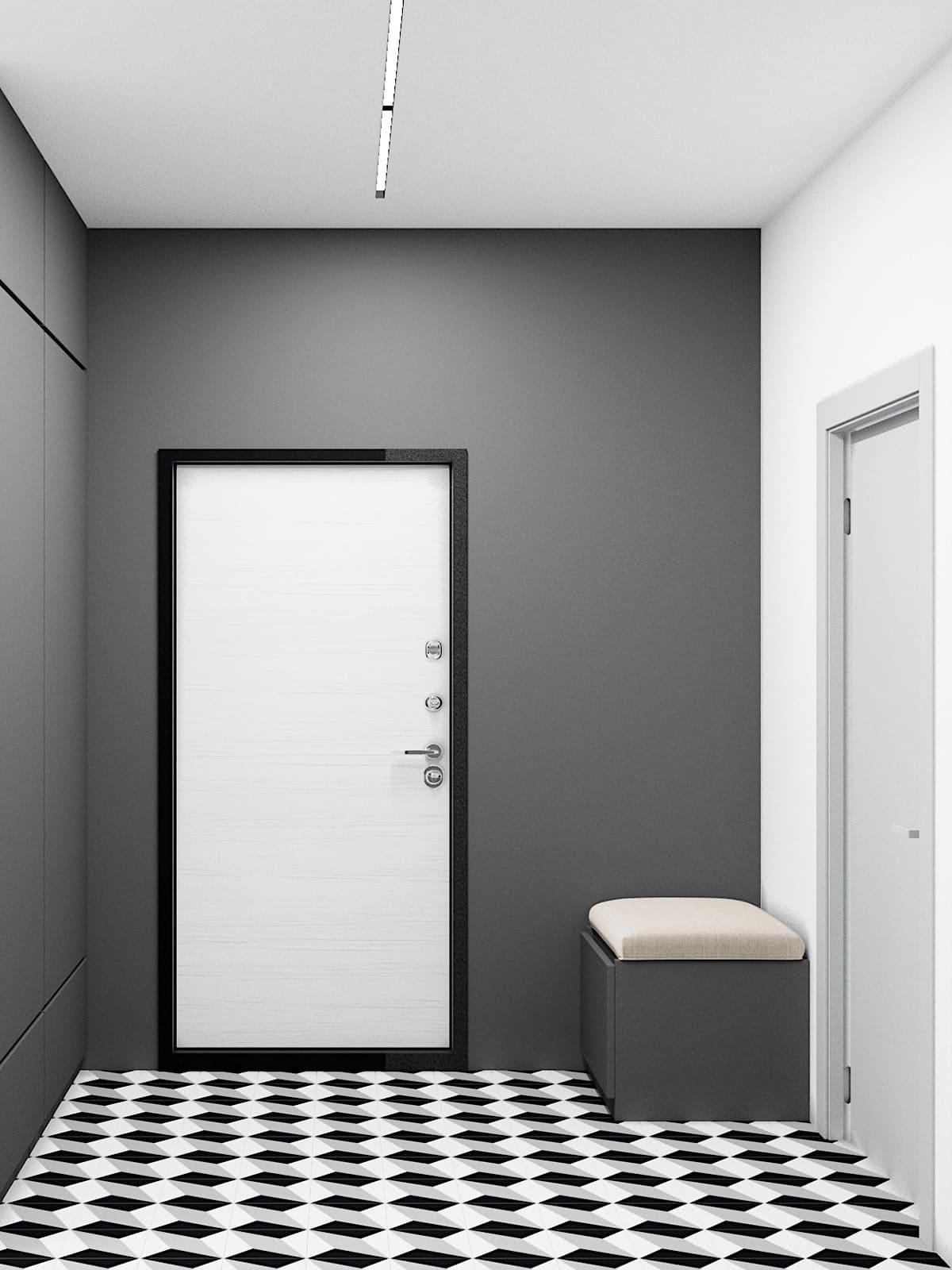 design d'intérieur couloir photo 11