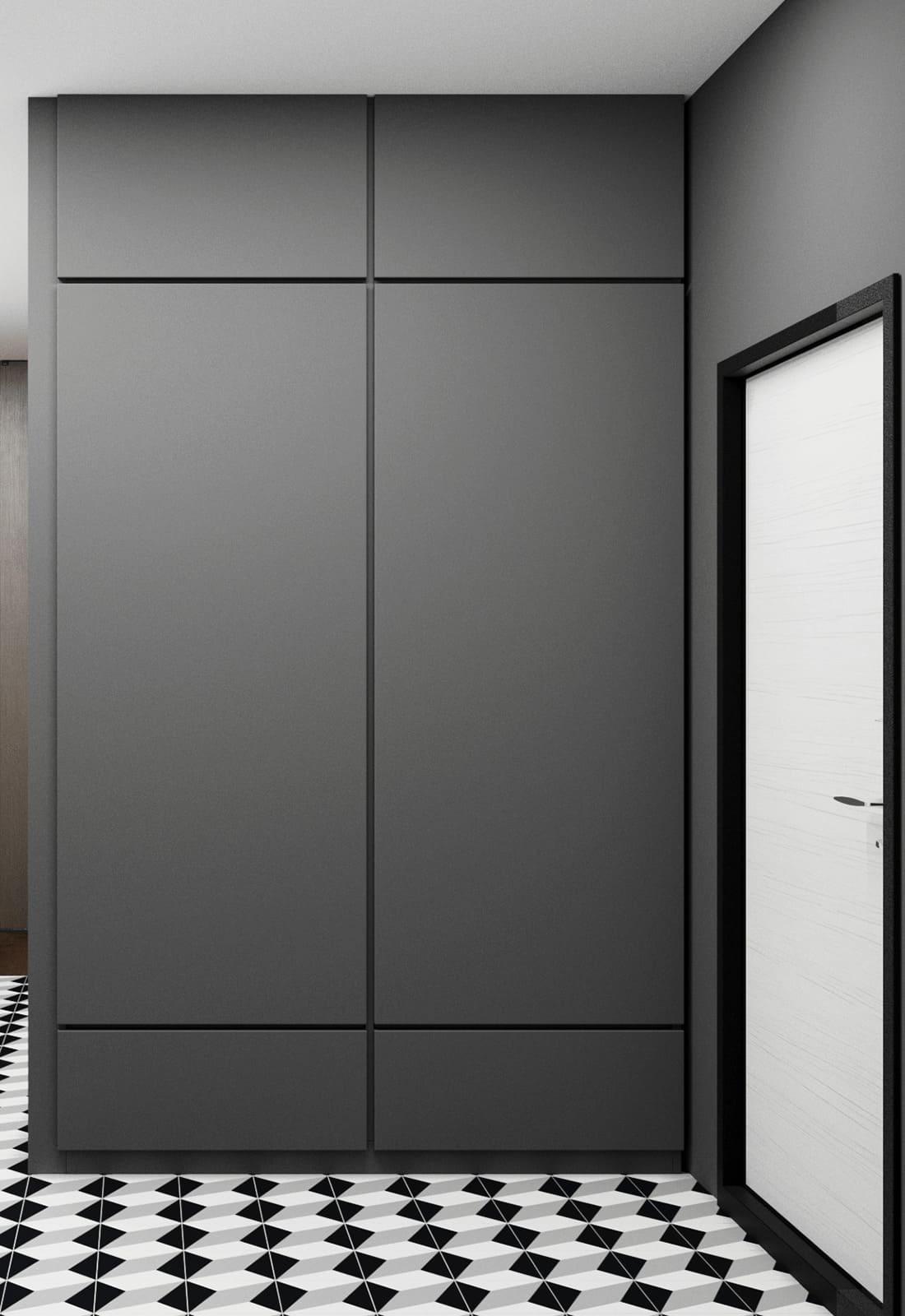 photo de couloir de design d'intérieur 10