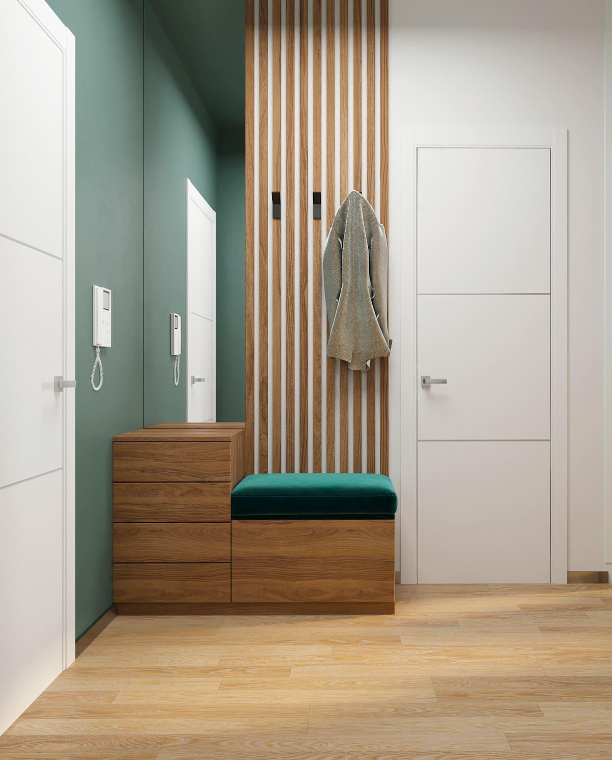 photo de couloir de design d'intérieur 9