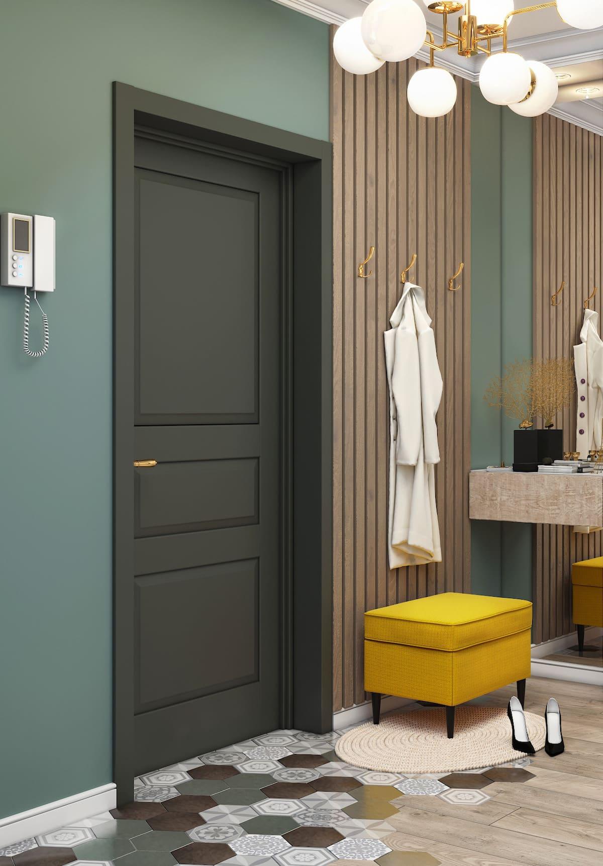 design d'intérieur couloir photo 14