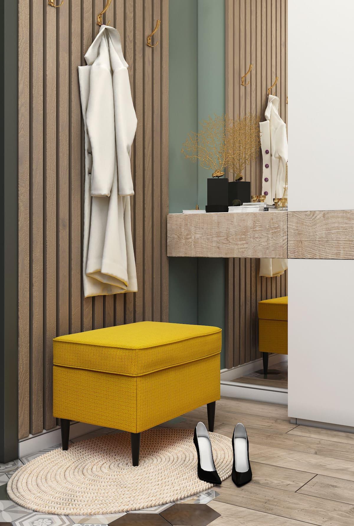 photo de couloir de design d'intérieur 15