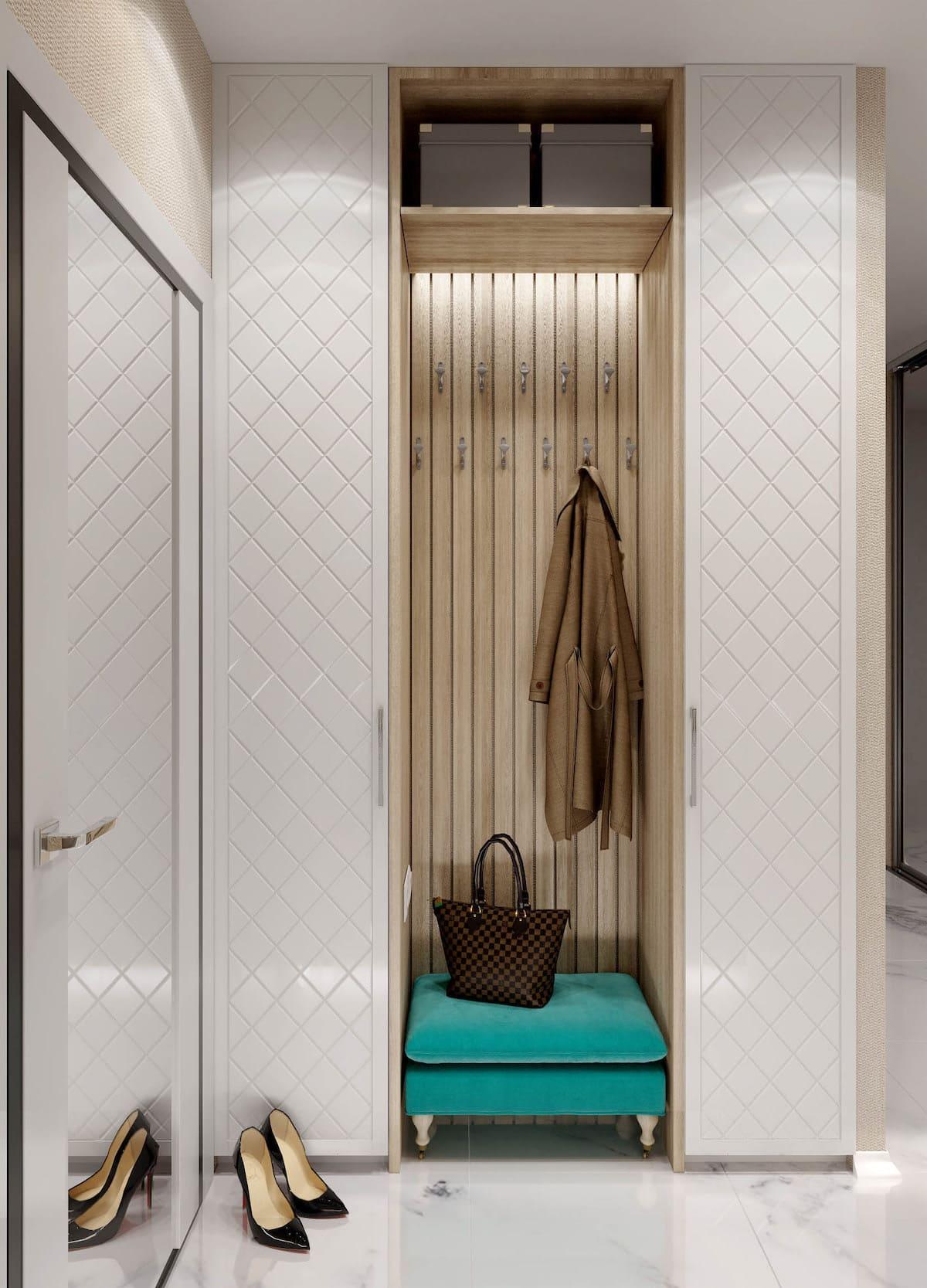 photo de couloir de design d'intérieur 70