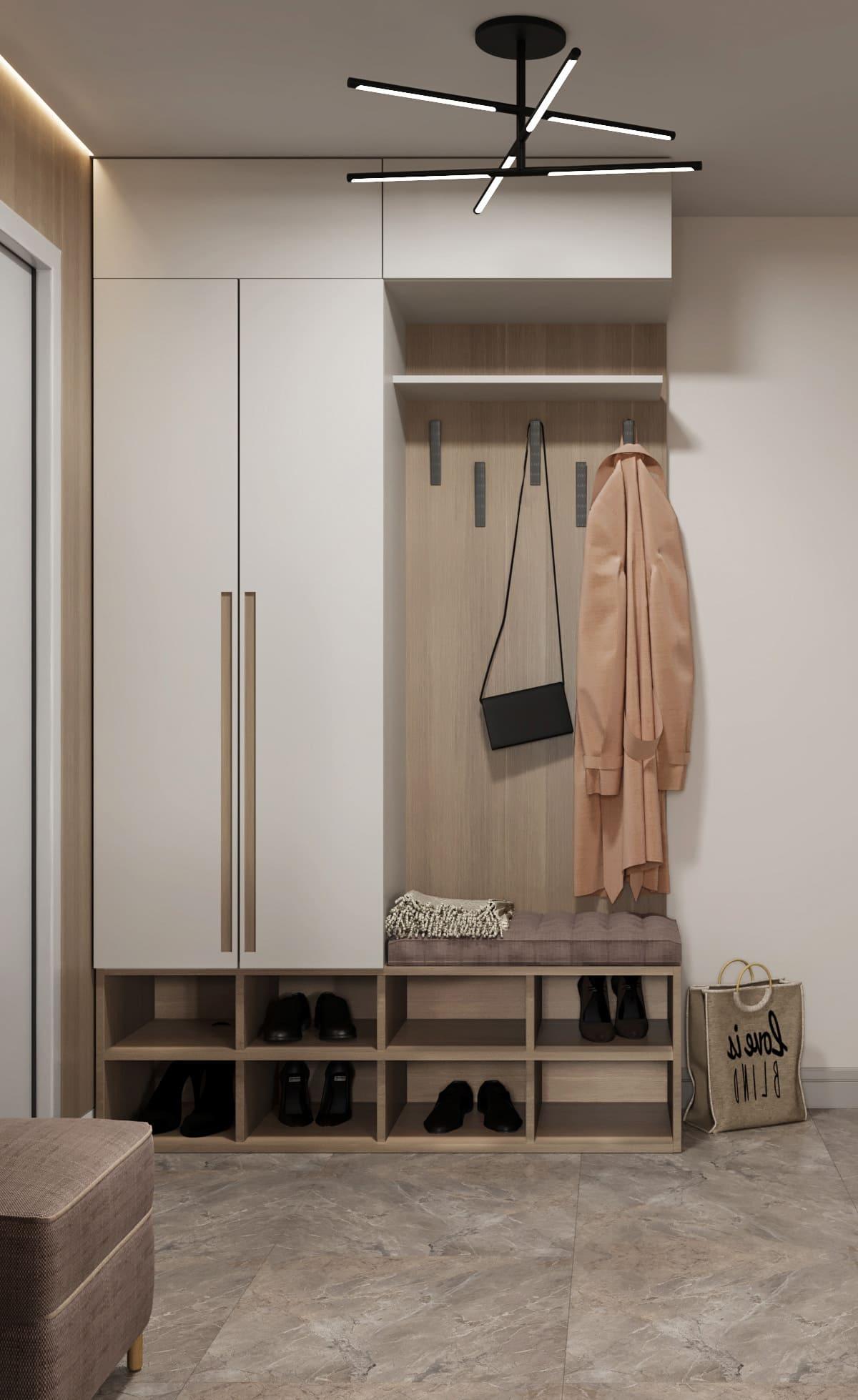 photo de couloir de design d'intérieur 72