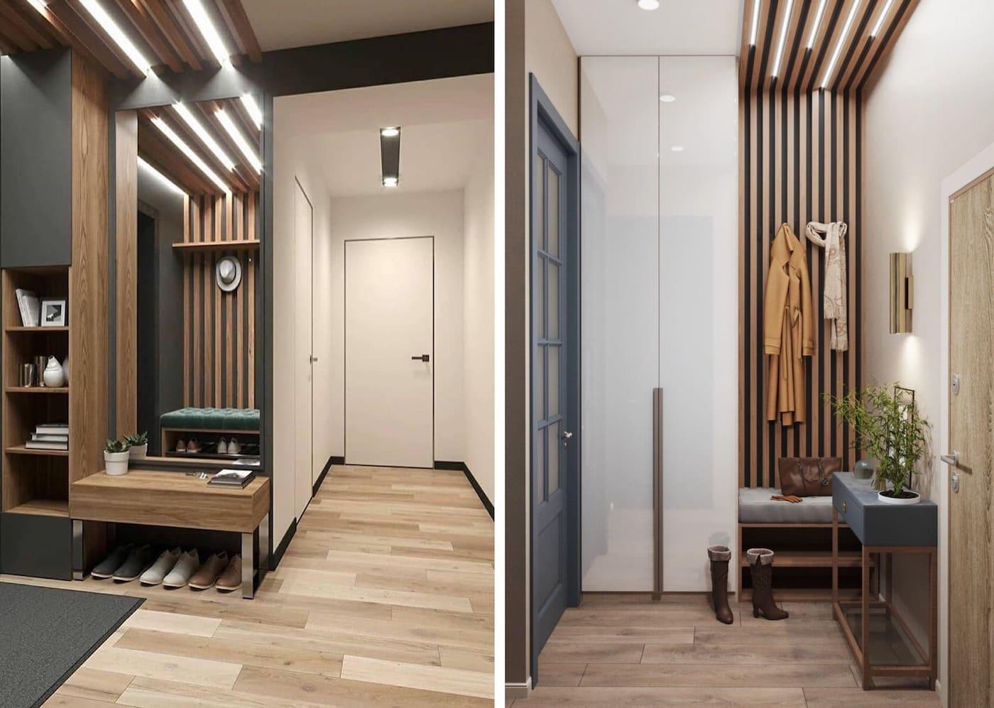 photo de couloir de design d'intérieur 73