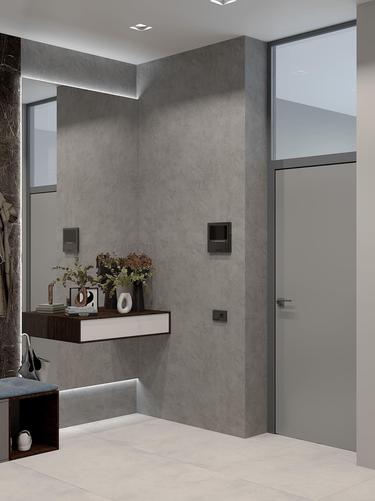 design d'intérieur couloir photo 19