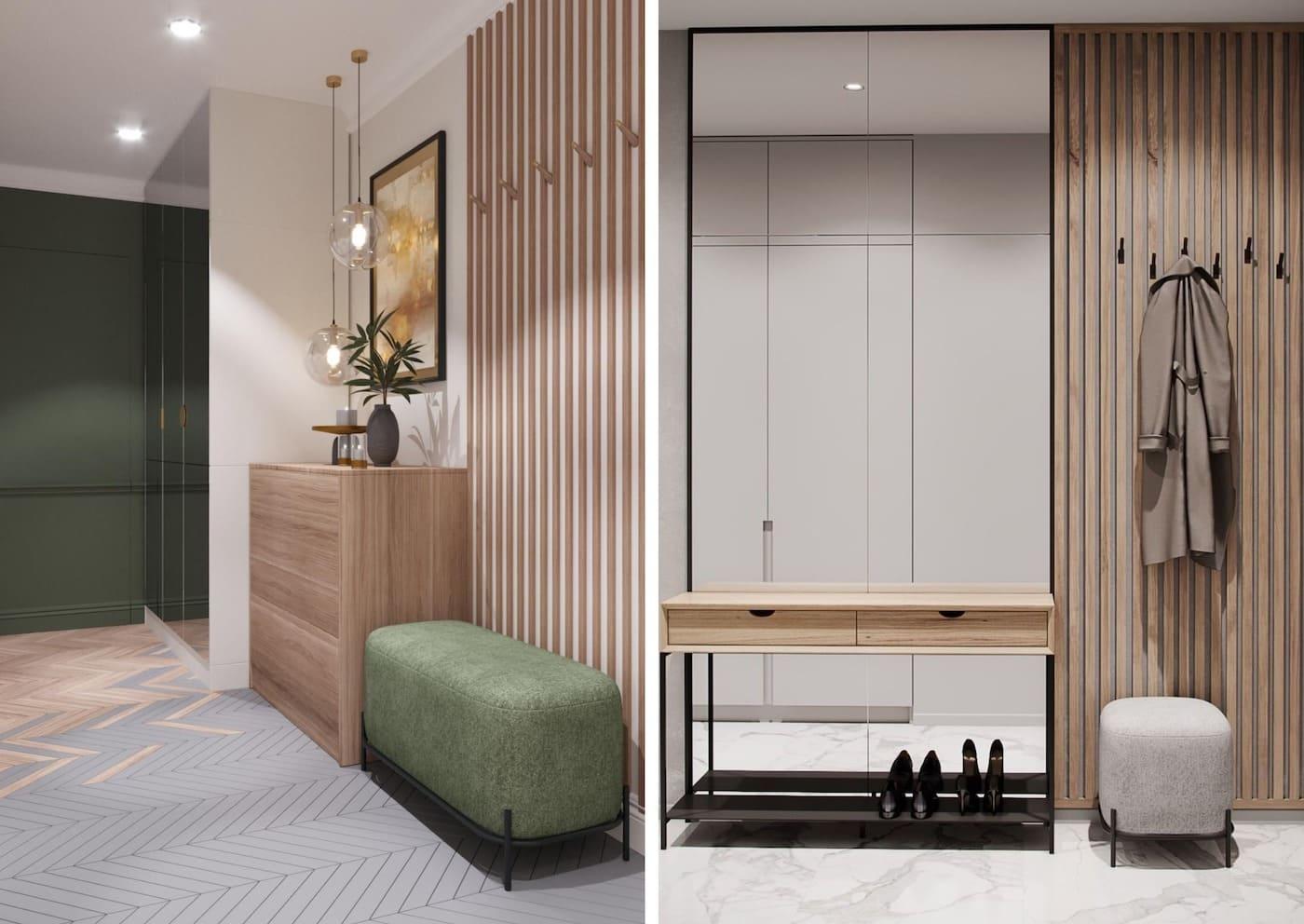 design d'intérieur couloir photo 22
