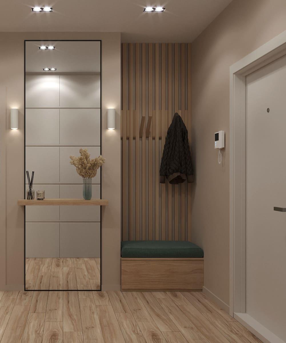 design d'intérieur couloir photo 21