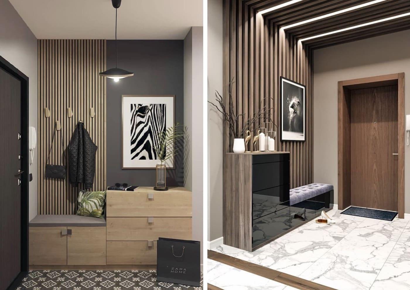 photo de design d'intérieur de couloir 23