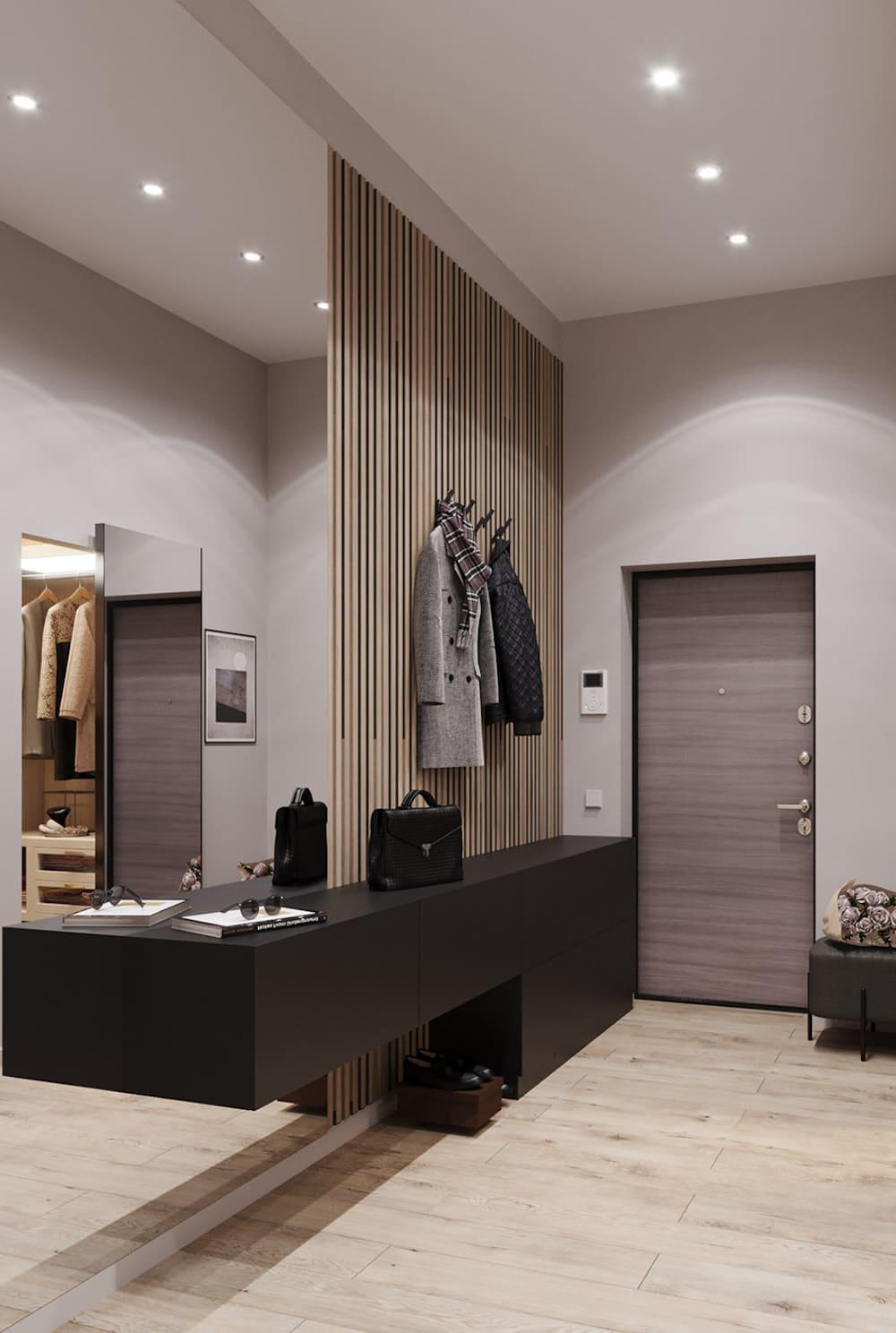 photo de couloir de design d'intérieur 24
