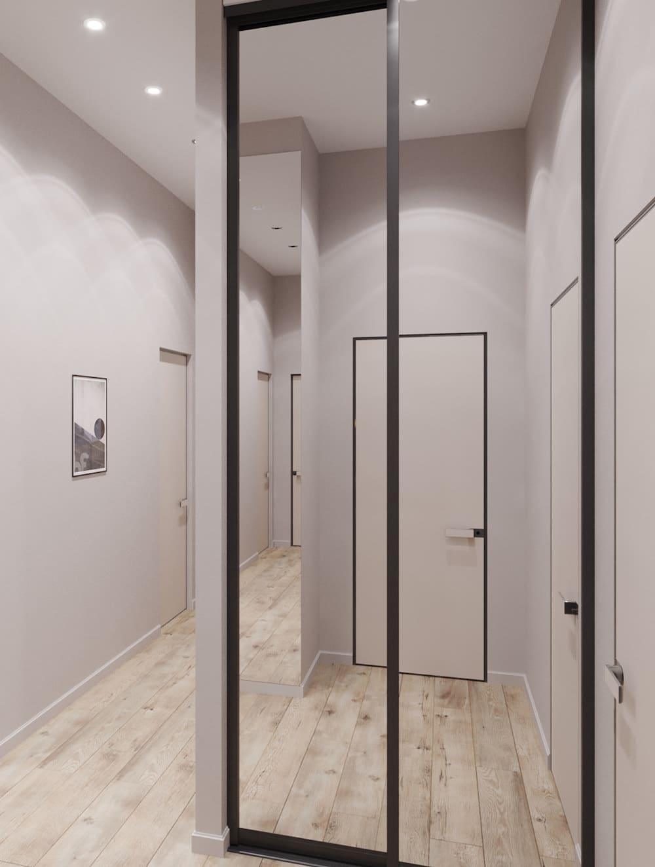 photo de design d'intérieur de couloir 26
