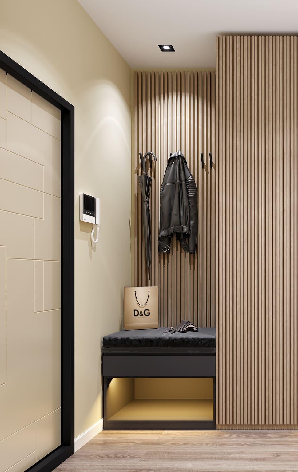 design d'intérieur couloir photo 27