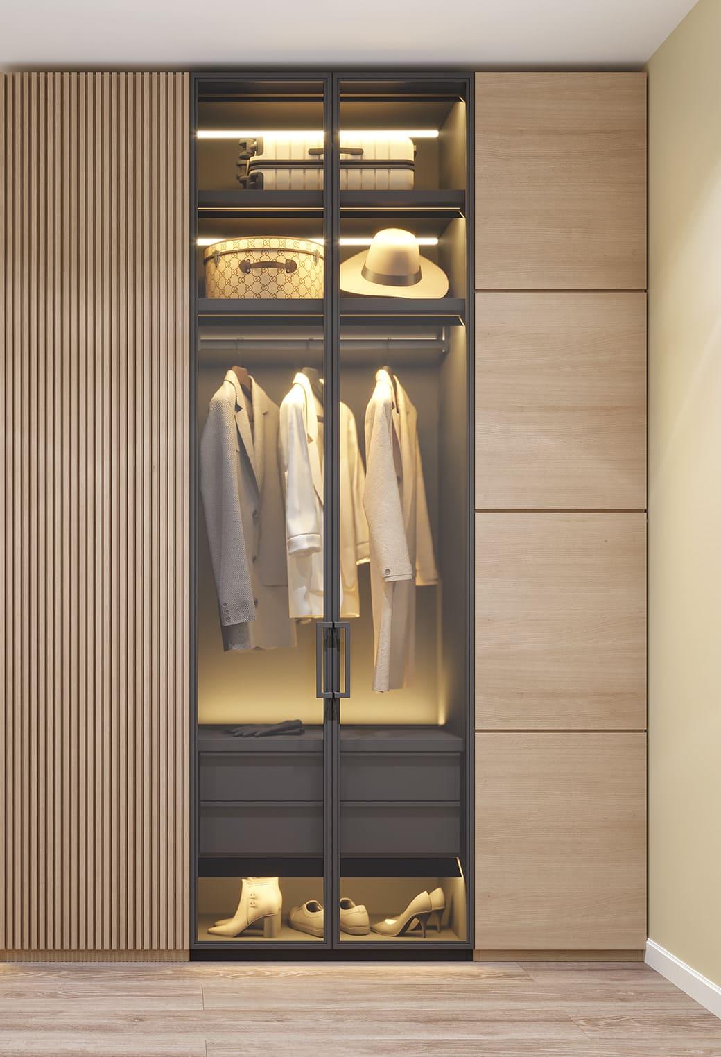 design d'intérieur couloir photo 28
