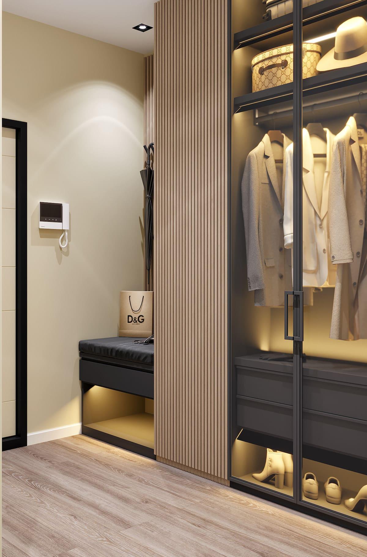 photo de couloir de design d'intérieur 29