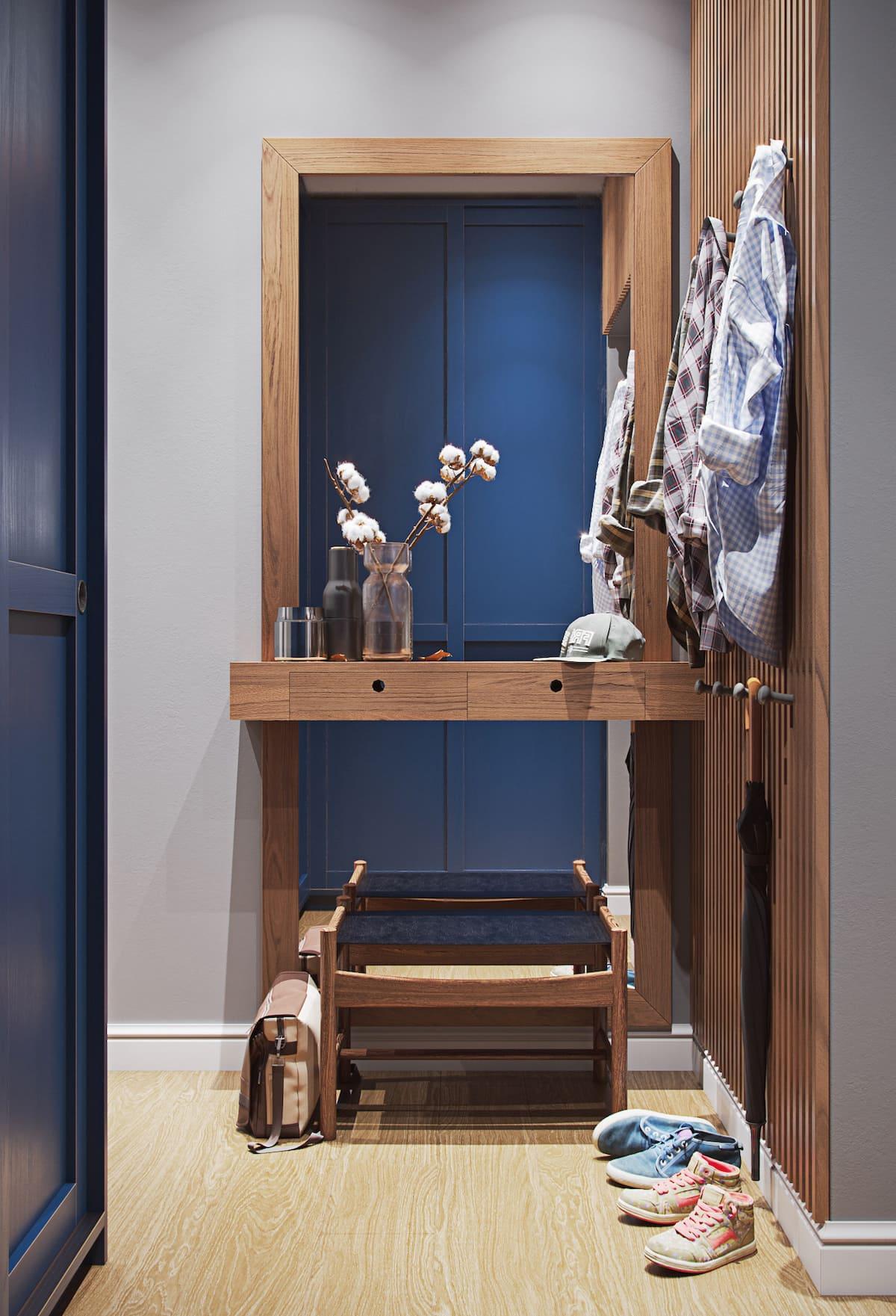 photo de couloir de design d'intérieur 30