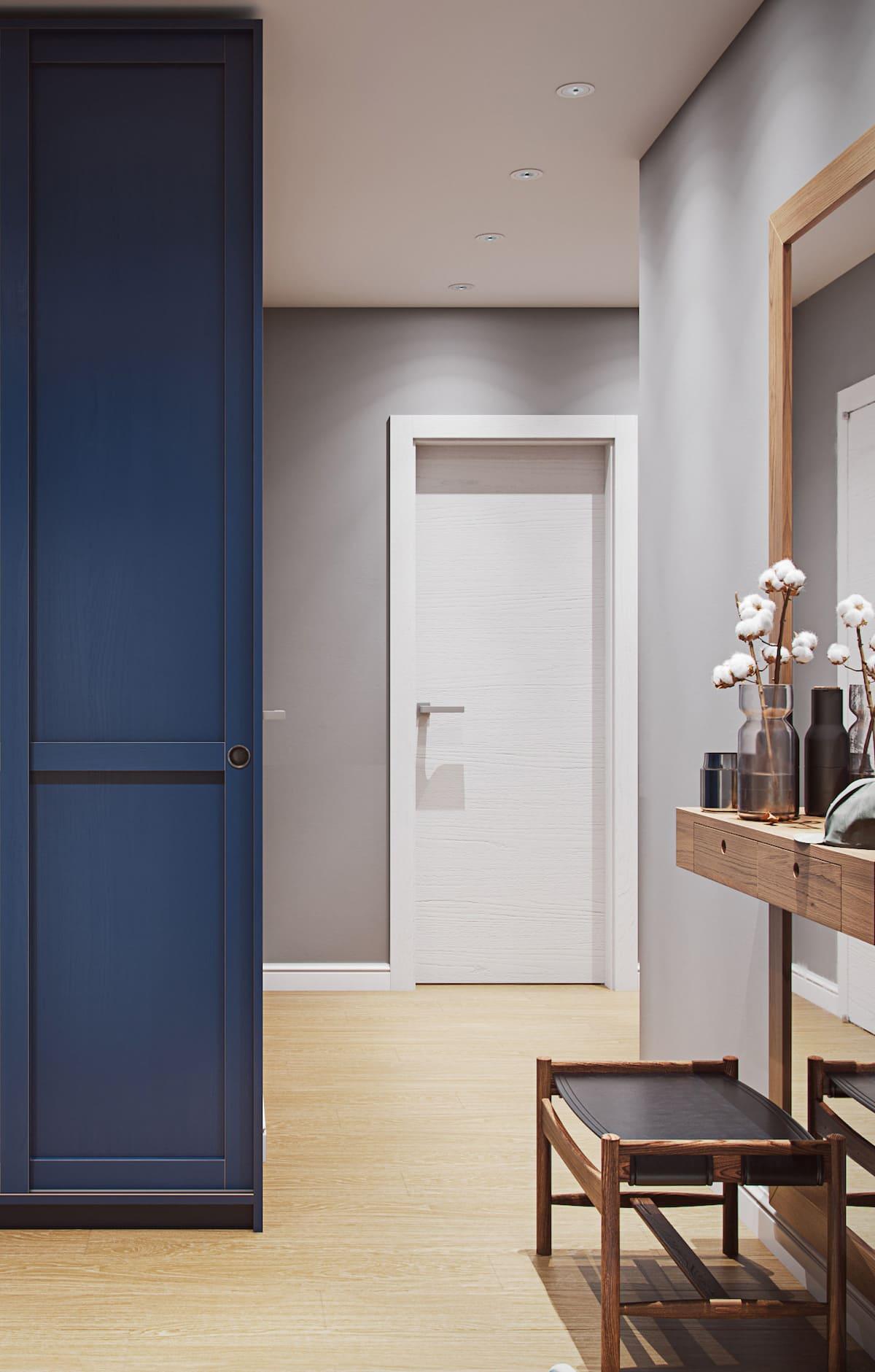 photo de couloir de design d'intérieur 31