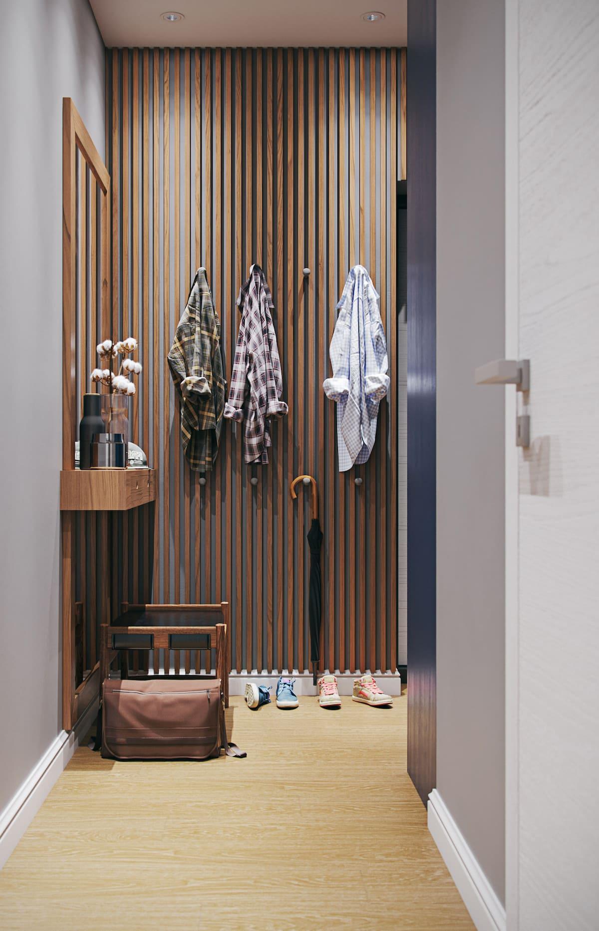 design d'intérieur couloir photo 32