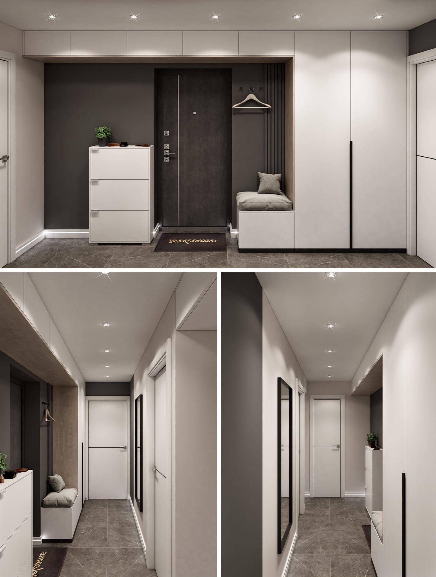 photo de couloir de design d'intérieur 33