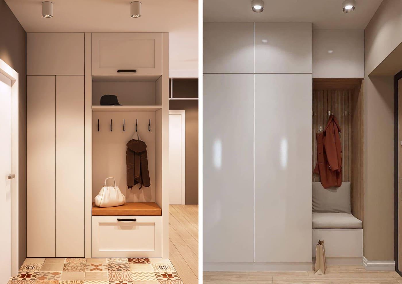 design d'intérieur couloir photo 78