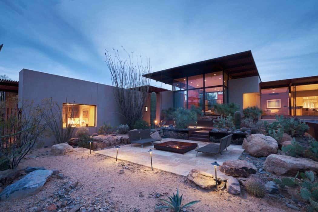 résidence-contemporaine-patio
