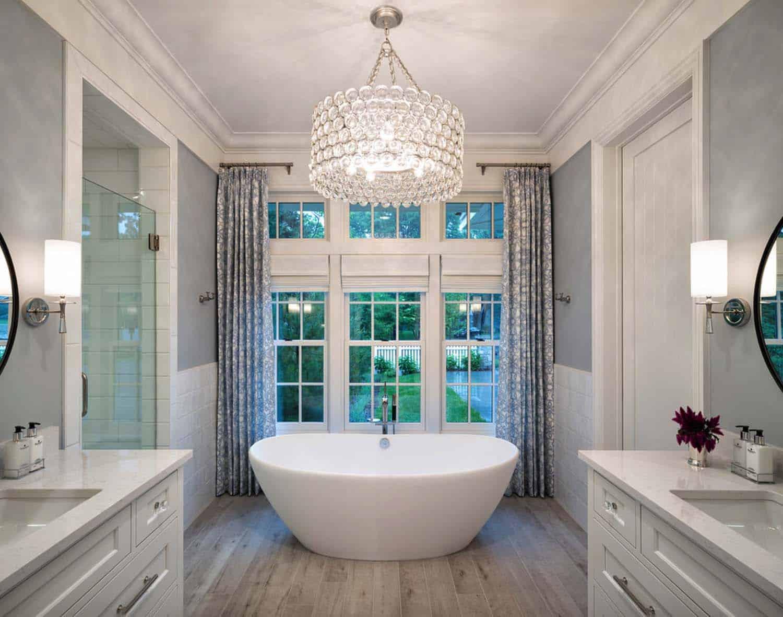 salle de bain principale de style plage