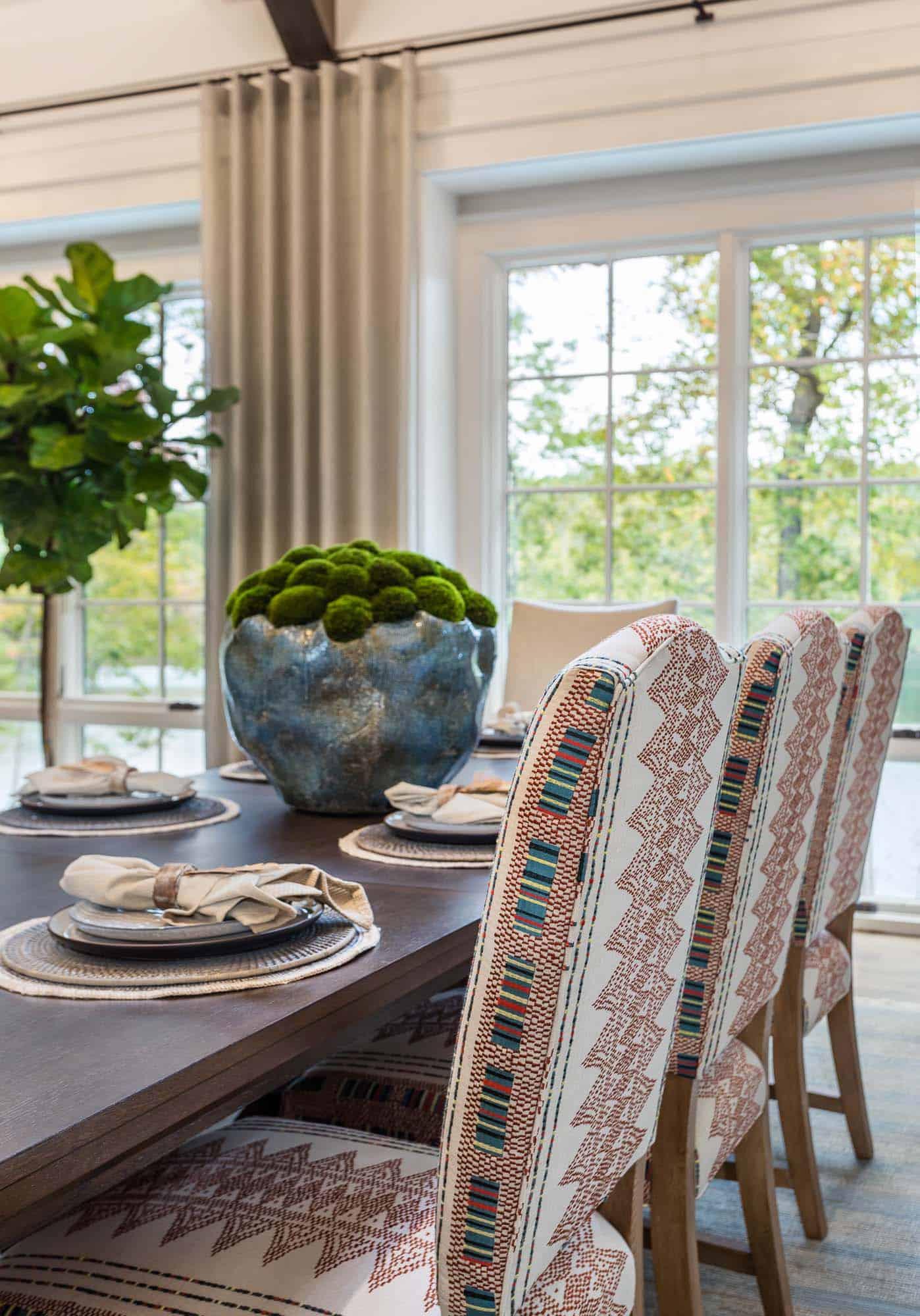 salle-à-manger-contemporaine-maison-modèle