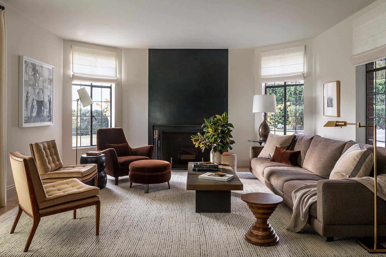 salon-maison-moderne-tudor