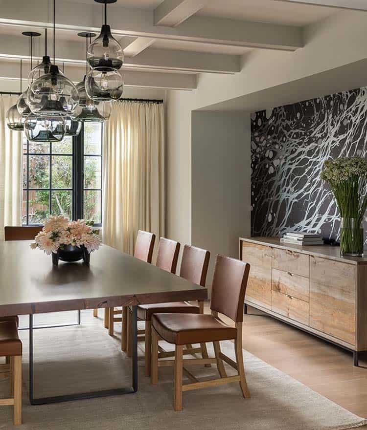 salle-à-manger-maison-moderne-tudor