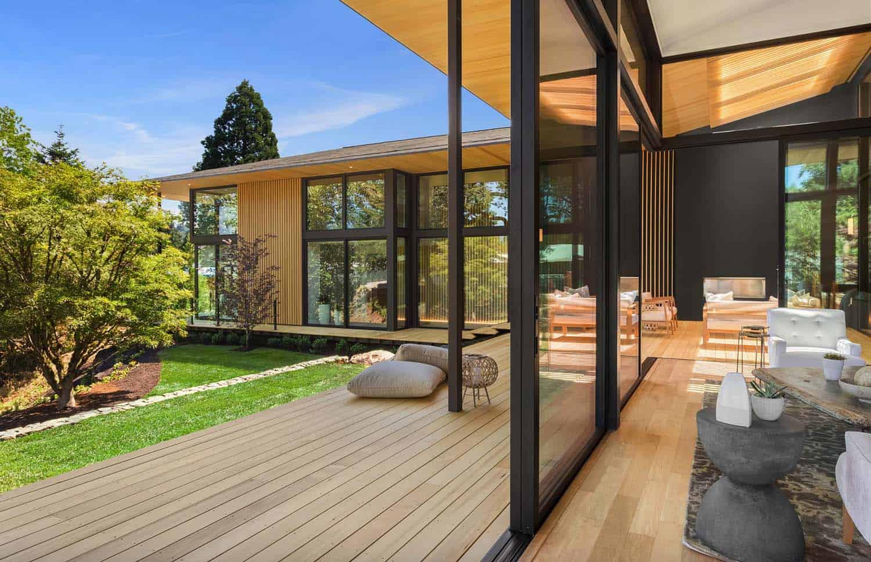 asiatique-contemporain-maison-extérieur