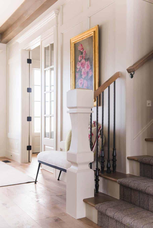 escalier-traditionnel