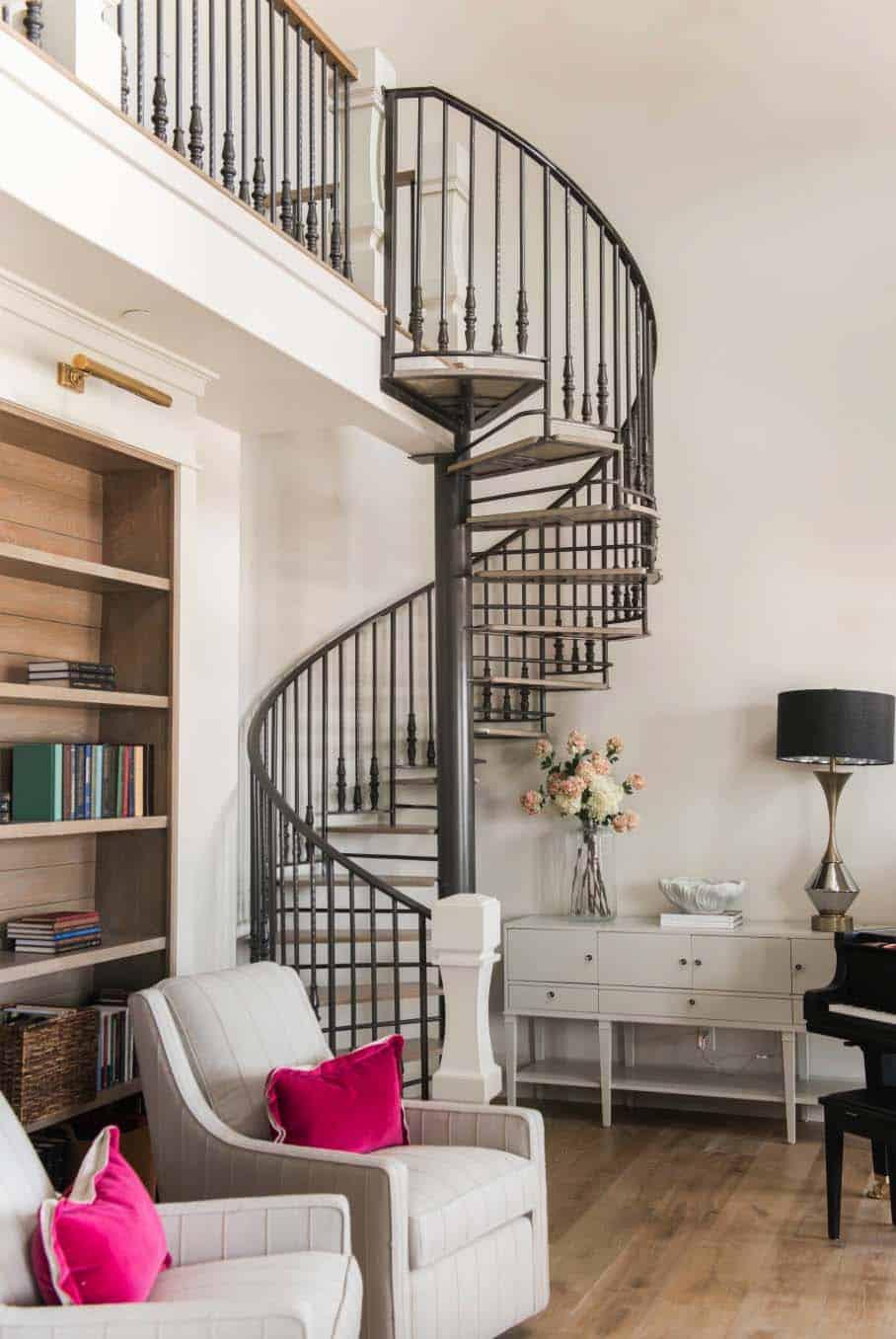 escalier-style-plage-cottage-européen