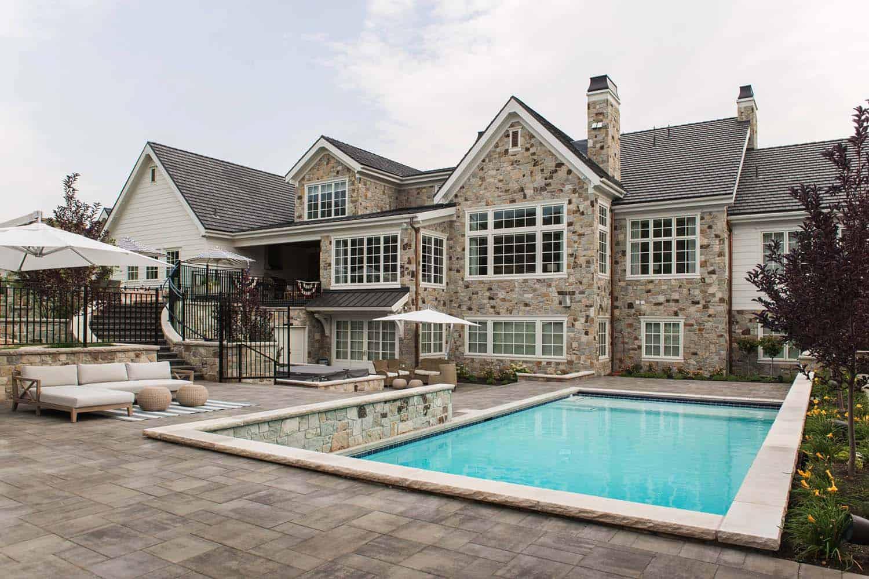piscine-de-style-cottage-européen