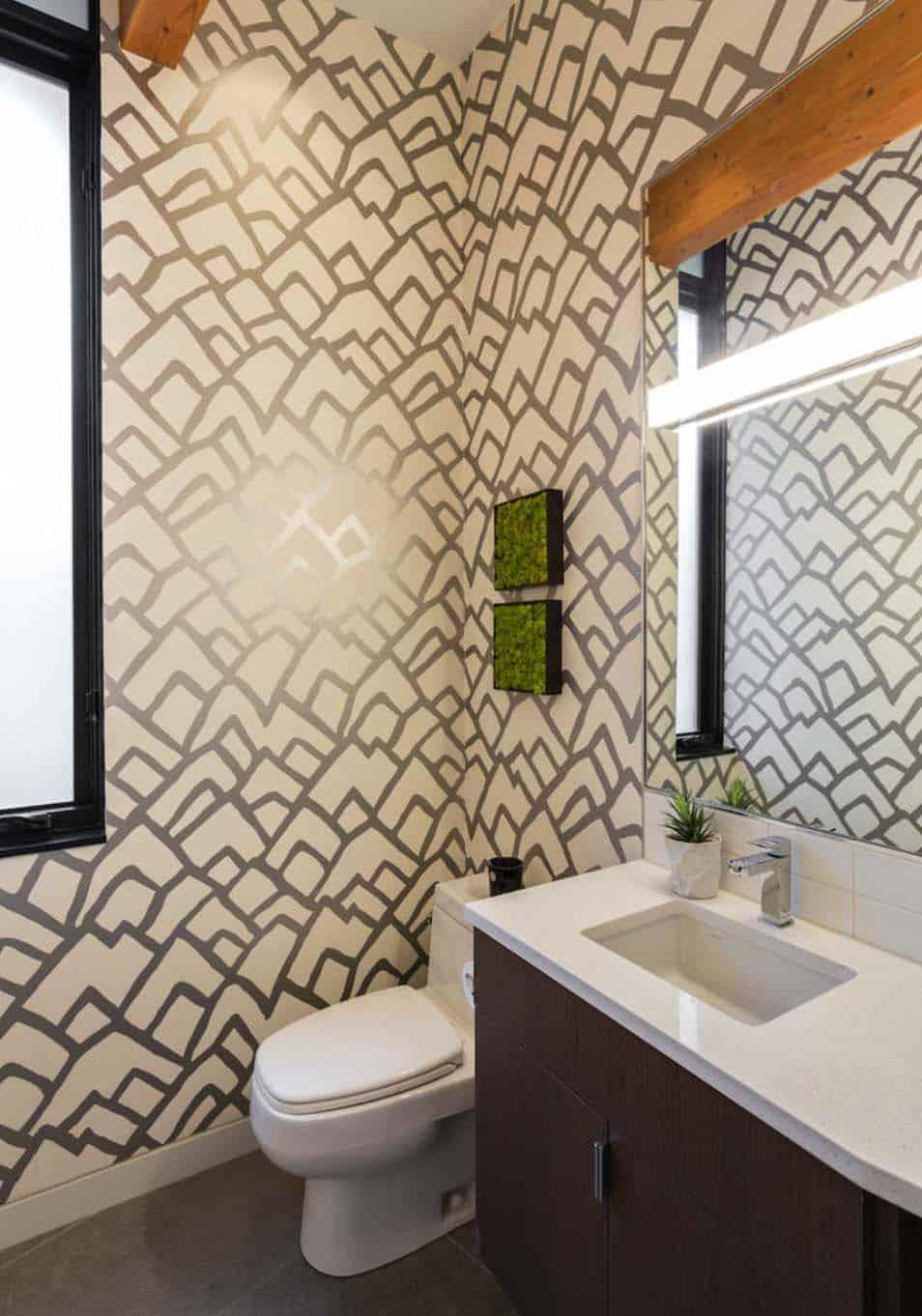 maison-mi-siècle-salle de bain