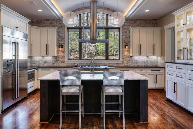 transition-montagne-maison-cuisine-contemporaine
