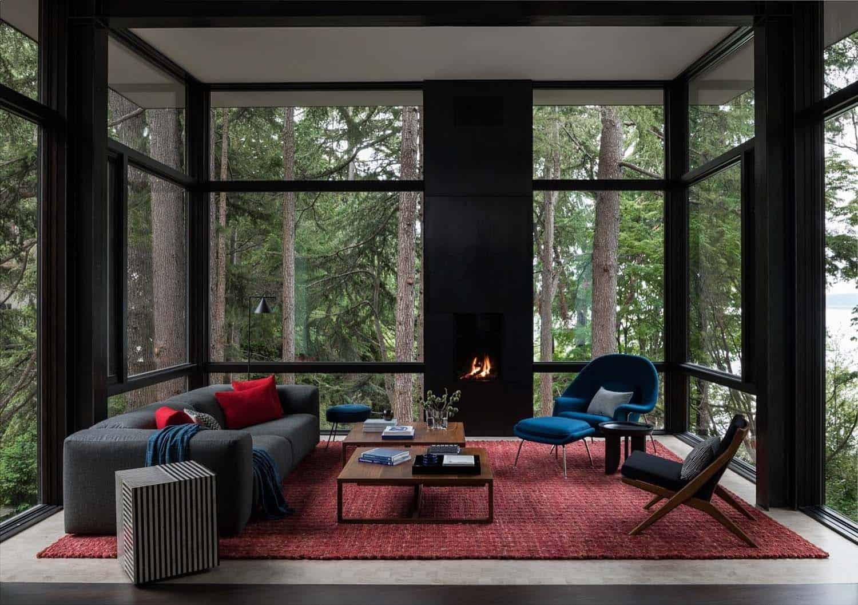 cabane-salon-contemporaine-dans-les-arbres
