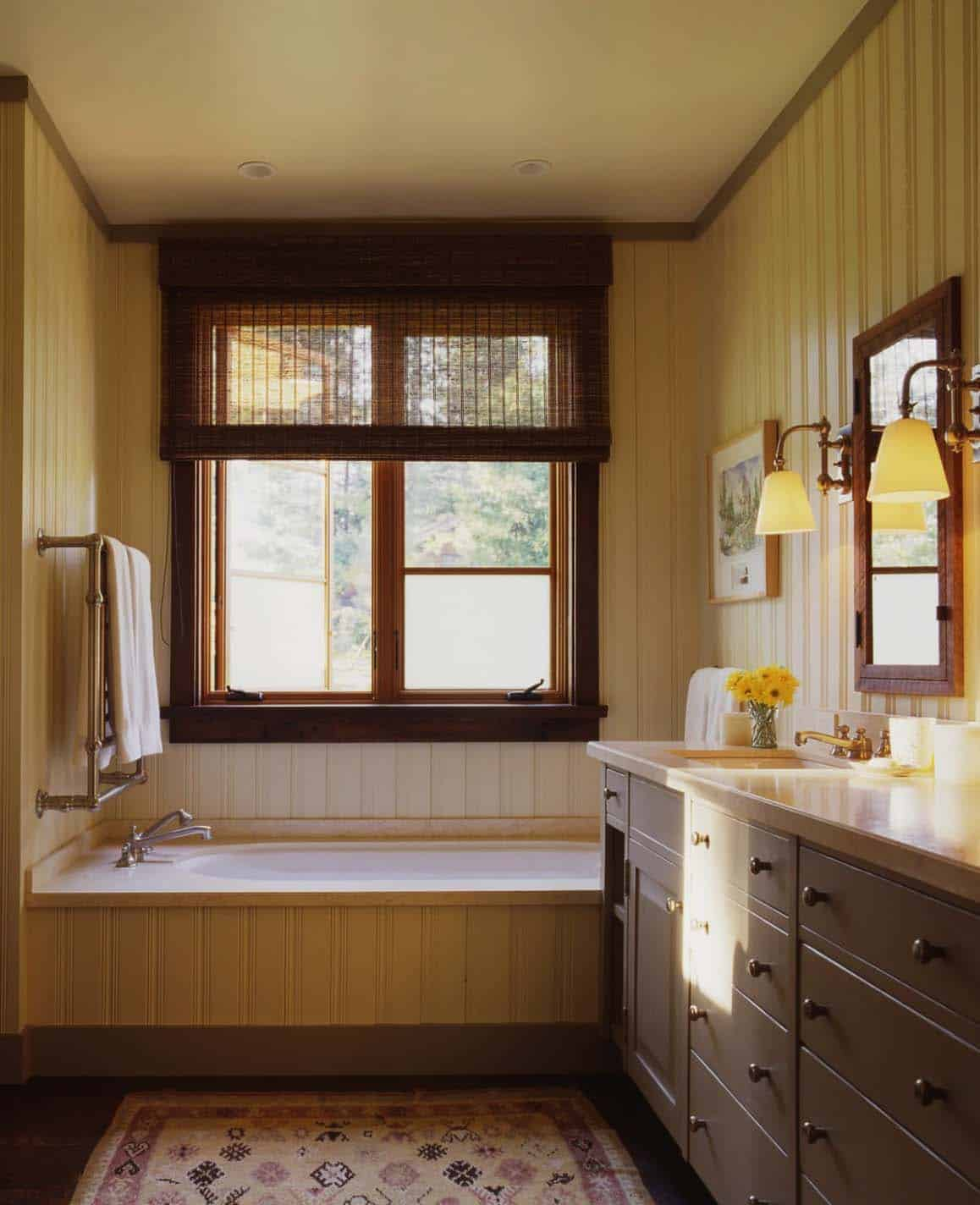 ranch-familial-rustique-salle-de-bain