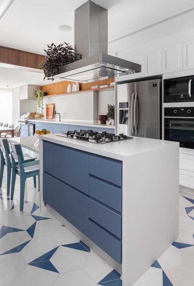Avantages d'avoir une cuisine avec table de cuisson