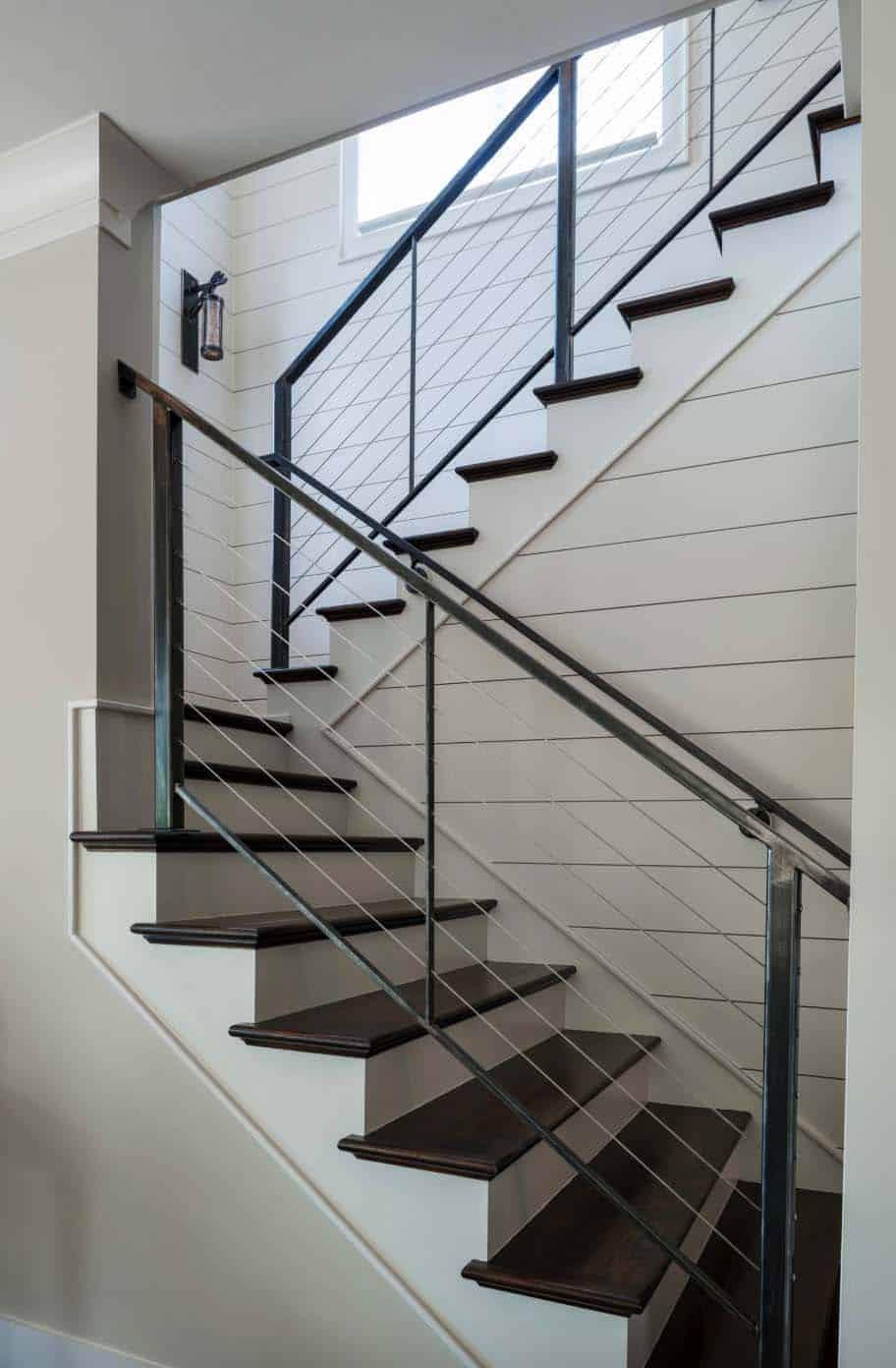 escalier-artisanal