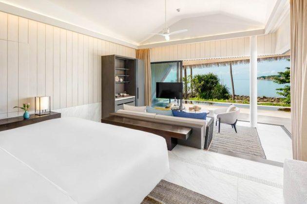 Hyatt Regency Koh Samui stimule la récupération sur le paradis des naufragés en Thaïlande