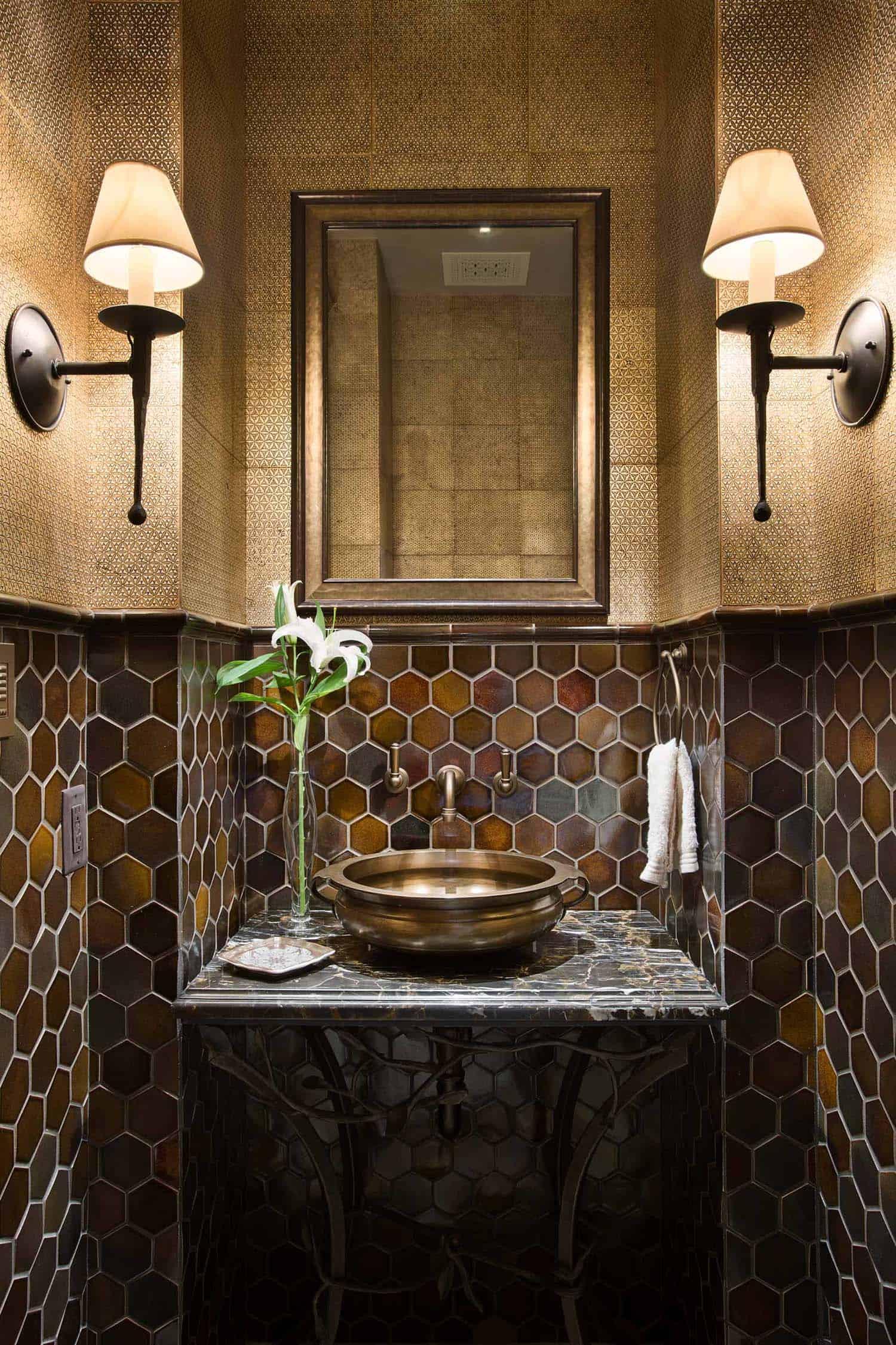 residence-rustique-poudre-salle de bain