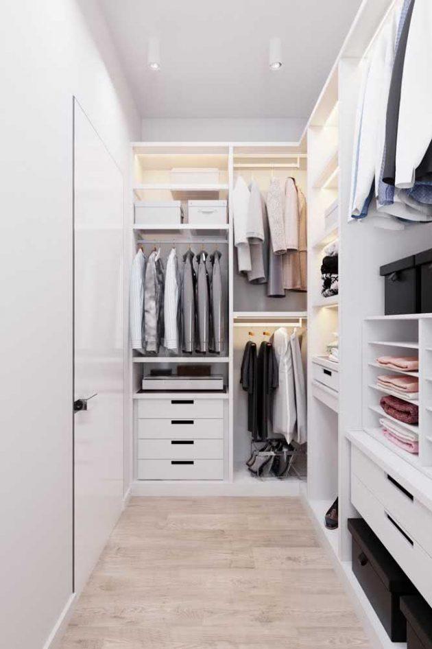 Avantages d'avoir une armoire d'angle