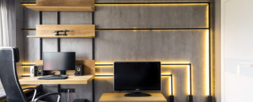 15 Spectacular Industrial Home Office Designs You Wouldn