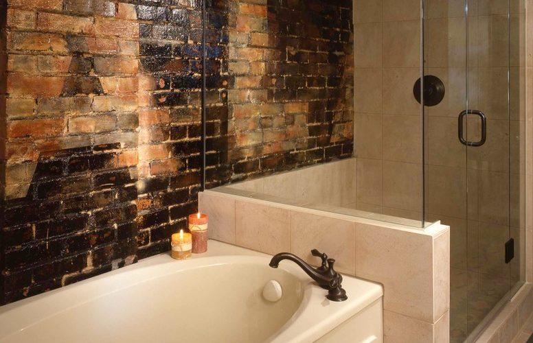 18 designs de salle de bain industriels luxueux qui vous éblouiront