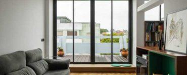 Appartement Santos Pousada par Hinterland Architecture Studio à Porto, Portugal