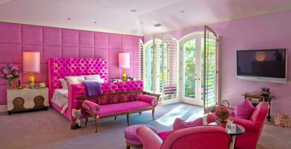 Chambre en rose belles idees deco et conseils dexperts