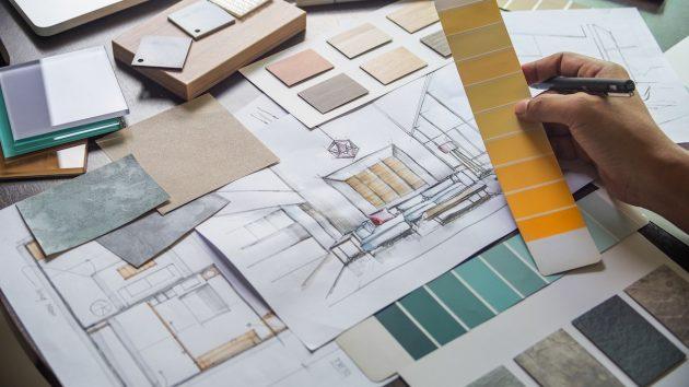 Un guide du débutant sur les bases du design d'intérieur