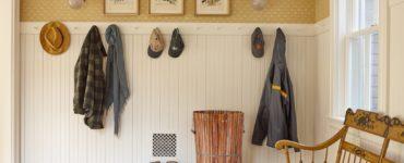 Couloir de style champetre regles de decoration de couloir elegantes